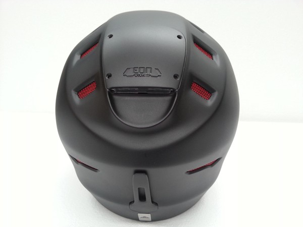 Product Design Ski Helmet Back