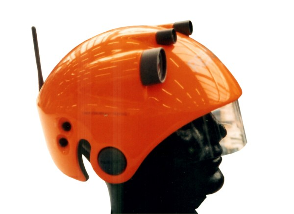 Props Page Rescue Helmet